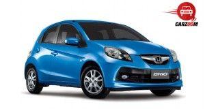 Honda Brio V AT