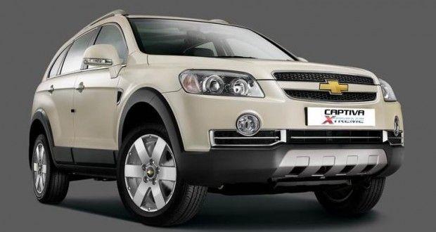 Chevrolet Captiva Ltz Dieselprice In India Review Pics Specs