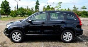 Honda CRV Experts Review