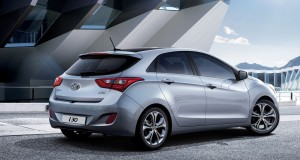Hyundai i30 5door specifications