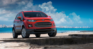 Ford EcoSport Ambiente 1.5 TDCi