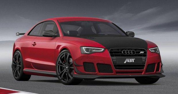 Audi RS5, Revised Specs