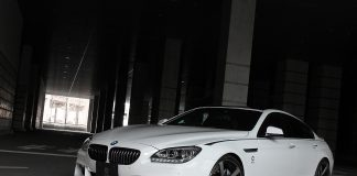 BMW 6 Series Gran Coupe – Specifications