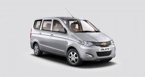Chevrolet Enjoy MPV, expert remarks