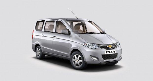 Chevrolet Enjoy MPV, expert remarks