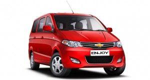 Chevrolet Enjoy, user reviews