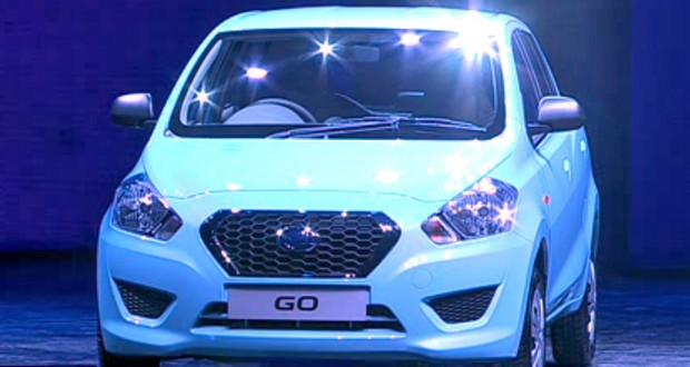 Nissan brings Go car with the re-launch of Datsun in India.