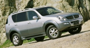 Ssangyong Rexton - User Reviews