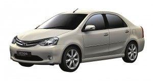 Toyota Etios New variant