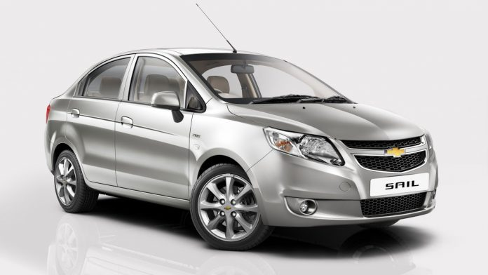 Chevrolet Sail U-VA specifications and features