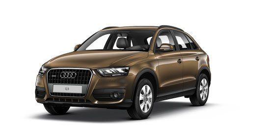 Audi Q3 2.0 TDI S Edition