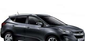 Hyundai New Tucson – 'Art in Motion'
