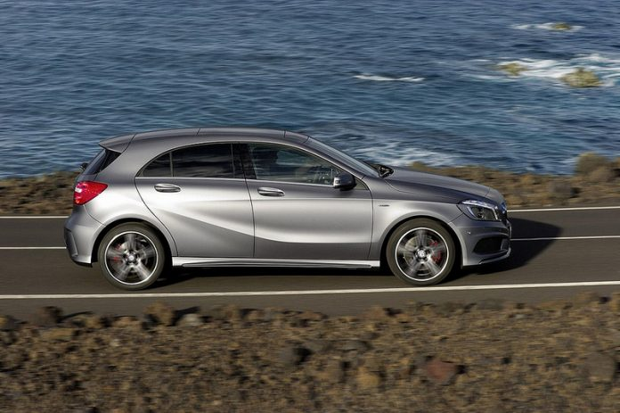 Mercedes-Benz A Class | Mercedes-Benz A-Class Expert Review