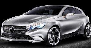Merc Benz A class-Specifications