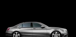 Mercedes Benz S Class S 300 L