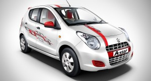 News on Launch of Maruti Suzuki A-Star Facelift