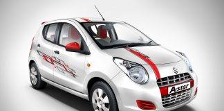 News on Launch of Maruti Suzuki A-Star Facelift