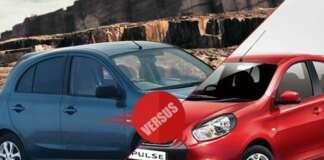 Nissan Micra Versus Renault Pulse