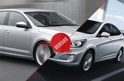 Skoda Octavia vs Hyundai Verna