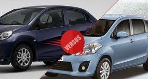 Honda Amaze VS Maruti Ertiga