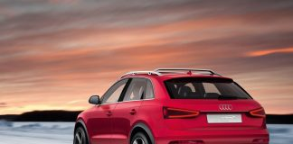 Audi Q3 2.0 TDI quattro Features