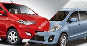 Chevrolet Enjoy Versus Maruti Suzuki Ertiga.