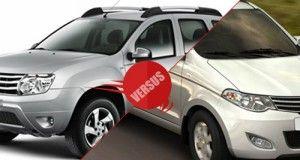 Chevrolet Enjoy vs Renault Duster