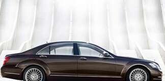 Mercedes Benz S Class S 350 CDIL