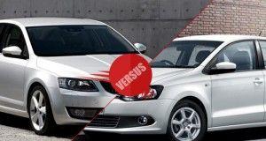 Volkswagen Vento vs Skoda Octavia