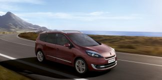 Renault Scenic - Specifications and Features
