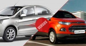Chevrolet Sail Vs Ford Ecosport