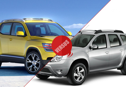 Volkswagen Taigun vs Renault Duster