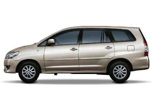Toyota Innova 2.5 E PS W/O AC 8 STR BS-III (Diesel)