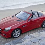 Mercedes-Benz SLK-Class SLK 350 Blue Efficiency (Petrol)