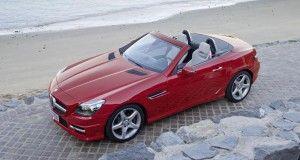 Mercedes-Benz SLK-Class SLK 350 Blue Efficiency (Petrol)