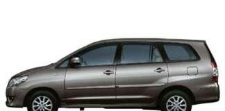 Toyota Innova 2.5 VX 7 STR BS-IV