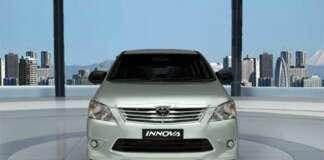 Toyota Innova 2.5 VX 7 STR BS-III