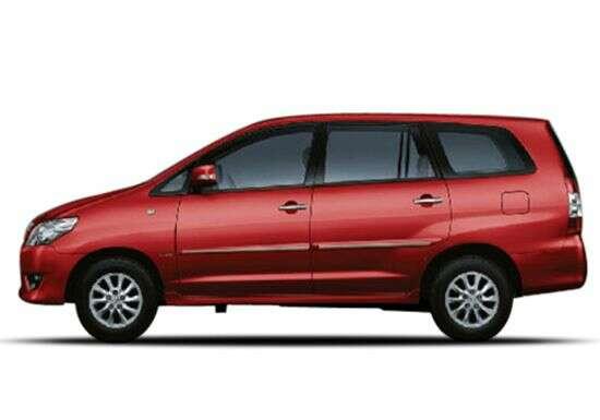 Toyota Innova 2.0 VX 7 STR BS-IV