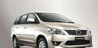 Toyota Innova 2.5 GX 8 STR BS-IV
