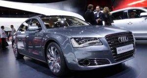 Audi A8 L W12 (Petrol)