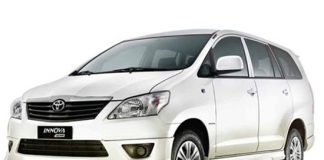 Toyota Innova 2.5 GX 8 STR BS-III