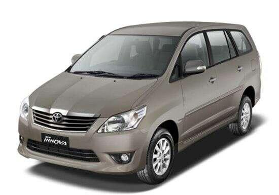 Toyota Innova 2.0 GX 8 STR BS-IV