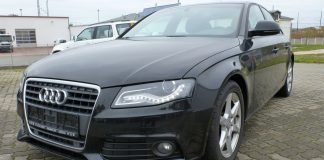 Audi A4 1.8 TFSI (Petrol)