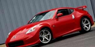 Nissan 370Z MT (Petrol)