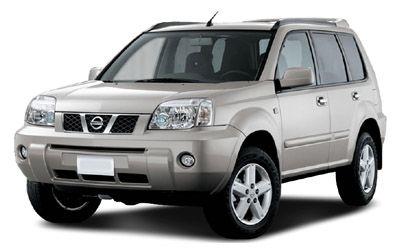 Nissan X-Trail LE