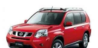 Nissan X-Trail SLX MT