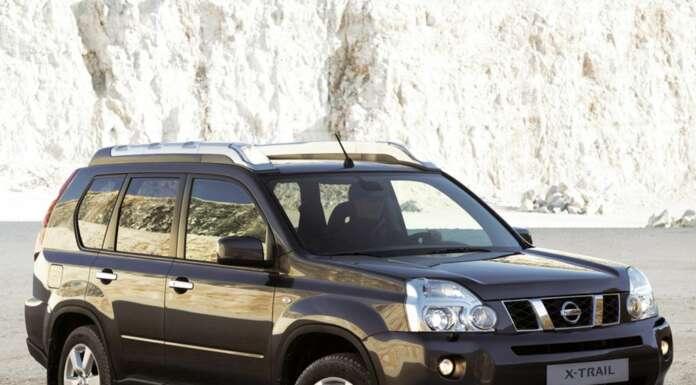 Nissan X-Trail SLX AT