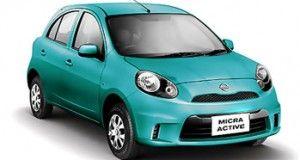 Nissan Micra Active XE (Petrol)