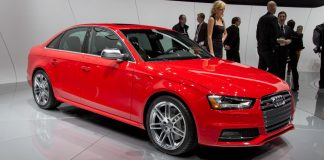 Audi A4 S4 3.0 TFSI quattro (Petrol)