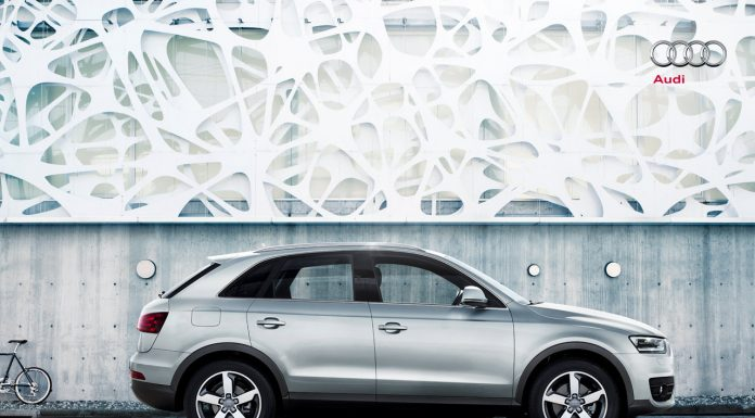 Audi Q3 2.0 TDI Base Grade